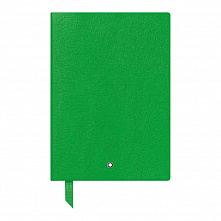 00116518 STA NOTEBOOK #146 GREEN, LINED MONTBLANC