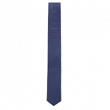 50401521 Галстук Tie 7,5 cm traveller, ONESI, Open Blue