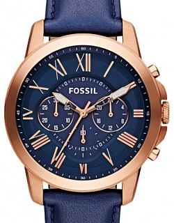 Fossil выпустил умные часы для Armani