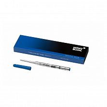 00116213 REFILL BP M 2X1 PACIFIC BLUE MONTBLANC