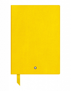 00116519 STA NOTEBOOK #146 YELLOW, LINED MONTBLANC
