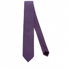 50441780 Галстук Tie 7,5 cm, ONESI, Dark Purple