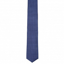 50401504 Галстук Tie 7,5 cm traveller, ONESI, Open Blue