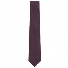50442358 Галстук Tie 7.5 cm traveller, ONESI, Bright Red
